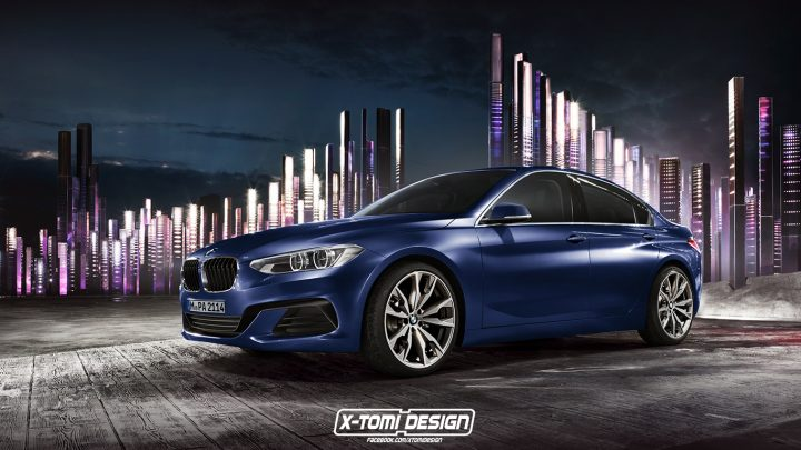 BMW-1-Series-sedan-front-three-quarter-photo