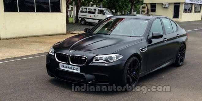 Bmw M5 Facelift India Launch Soon