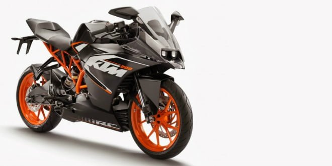 KTM RC 200 Launched In India; Details Here