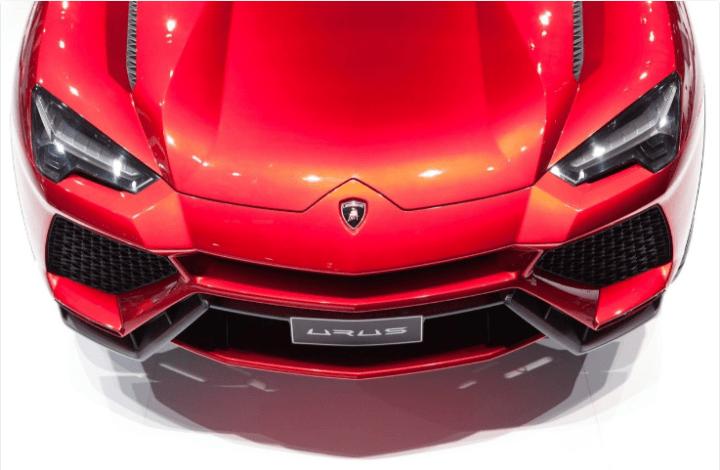 Lamborghini Urus India Launch in Late 2018