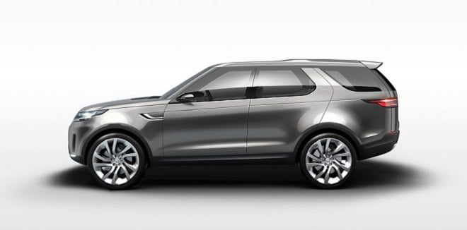 Land Rover Discovery 5 Coming in 2016