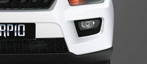 Mahindra Scorpio Facelift Fog Lamp