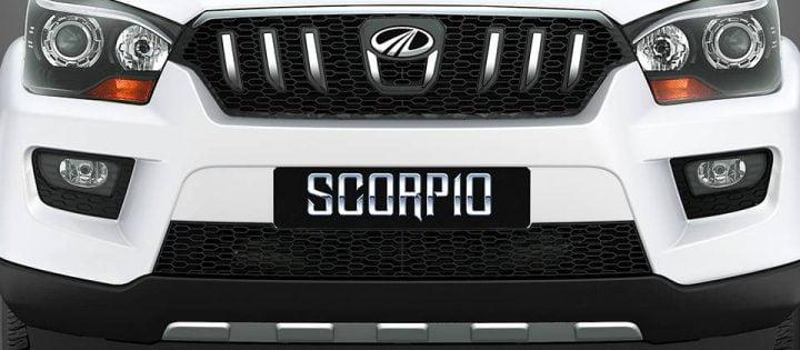 Mahindra Scorpio Facelift Front Bumper