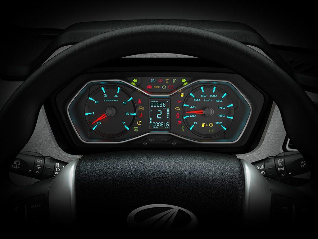 New Mahindra Scorpio Automatic Pics Launch Price Details