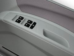 Mahindra Scorpio Facelift Interior Power Window Switches