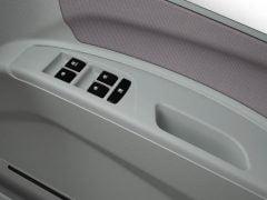 Mahindra Scorpio Facelift Interior Power Window Switches