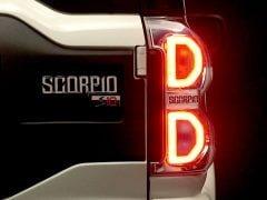 Mahindra Scorpio Facelift Right Tail-lamp Cluster