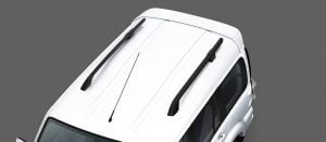 Mahindra Scorpio Facelift Roof Rails