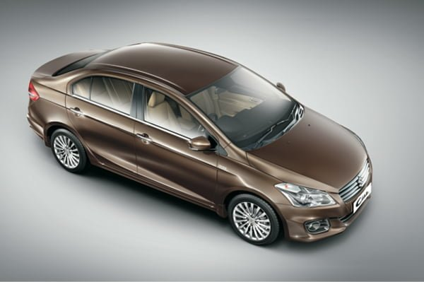 Maruti Ciaz India Official Pictures (1)