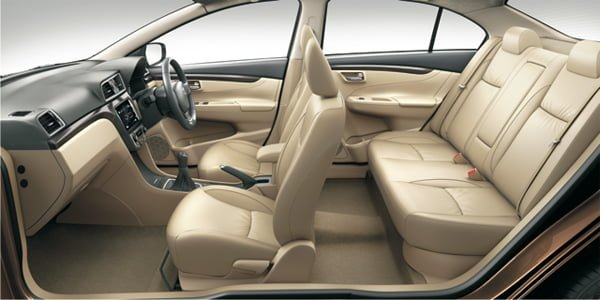 Maruti Ciaz Price in India Official Pictures Interior Cabin