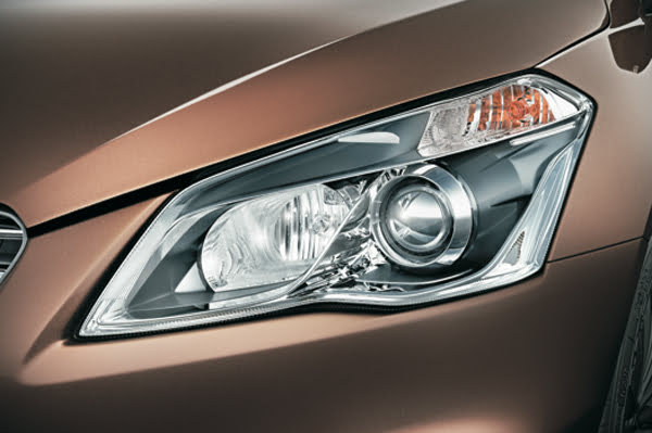 Maruti Ciaz Price in India Official Pictures Headlight