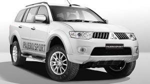 Mitsubishi-Pajero-Sport-anniversary-edition
