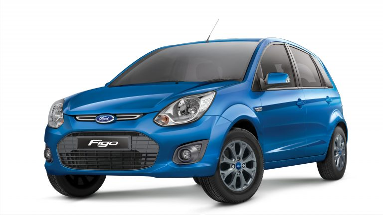 Ford Figo Refresh Launched in India With Subtle Changes, Priced From Rs. 3.87 Lakhs