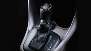 Skoda Rapid Facelift Interior DSG Gearbox