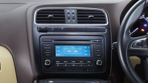 Skoda Rapid Facelift Interior MMS