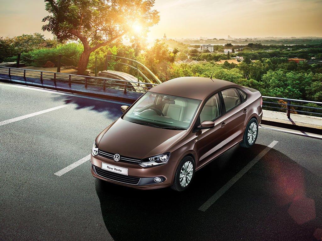 Фото | Volkswagen Vento рестайлинг