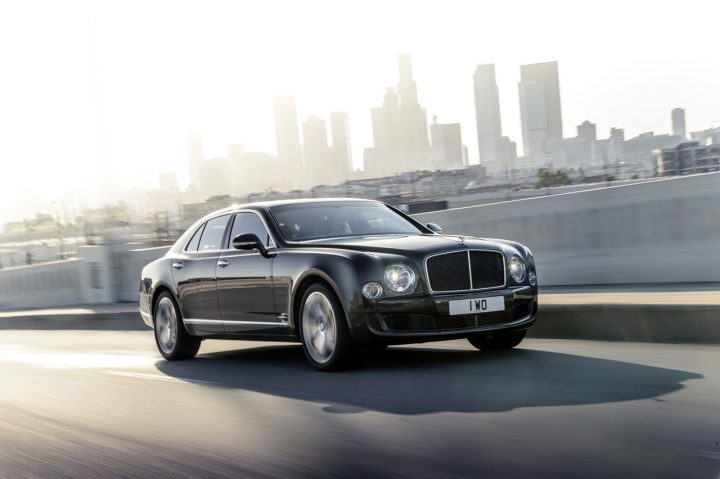 Bentley Mulsanne SpeedPhotograph: James Lipman // jameslipman.com