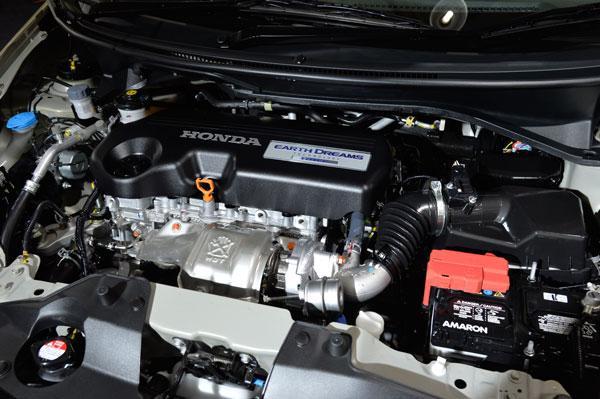 Honda Brio Diesel India