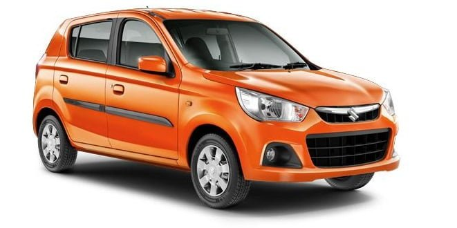 2014 Maruti Alto K10 New Model Pictures, Features, Variants & Details
