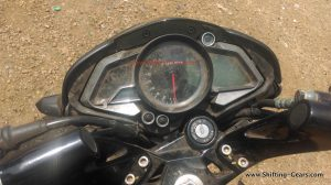 2015 Bajaj Pulsar 180 New Model Speedo