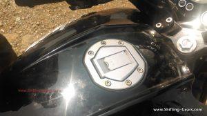 2015 Bajaj Pulsar 180 New Model Fuel Cap