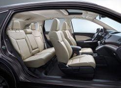 2015 Honda CR-V Interior Cabin