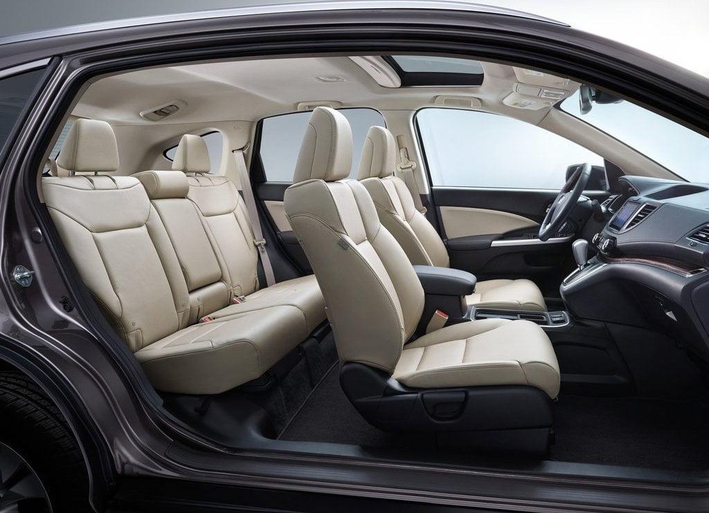 2015 Honda CR-V Facelift Revealed