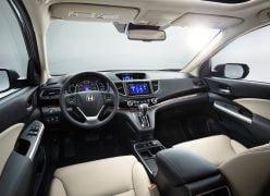 2015 Honda CR-V Interior Dashboard