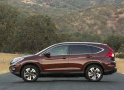 2015 Honda CR-V Left Side Profile