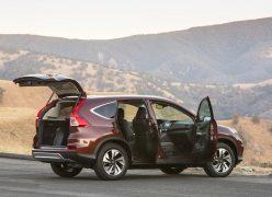 2015 Honda CR-V Rear Right Quarter Doors Open