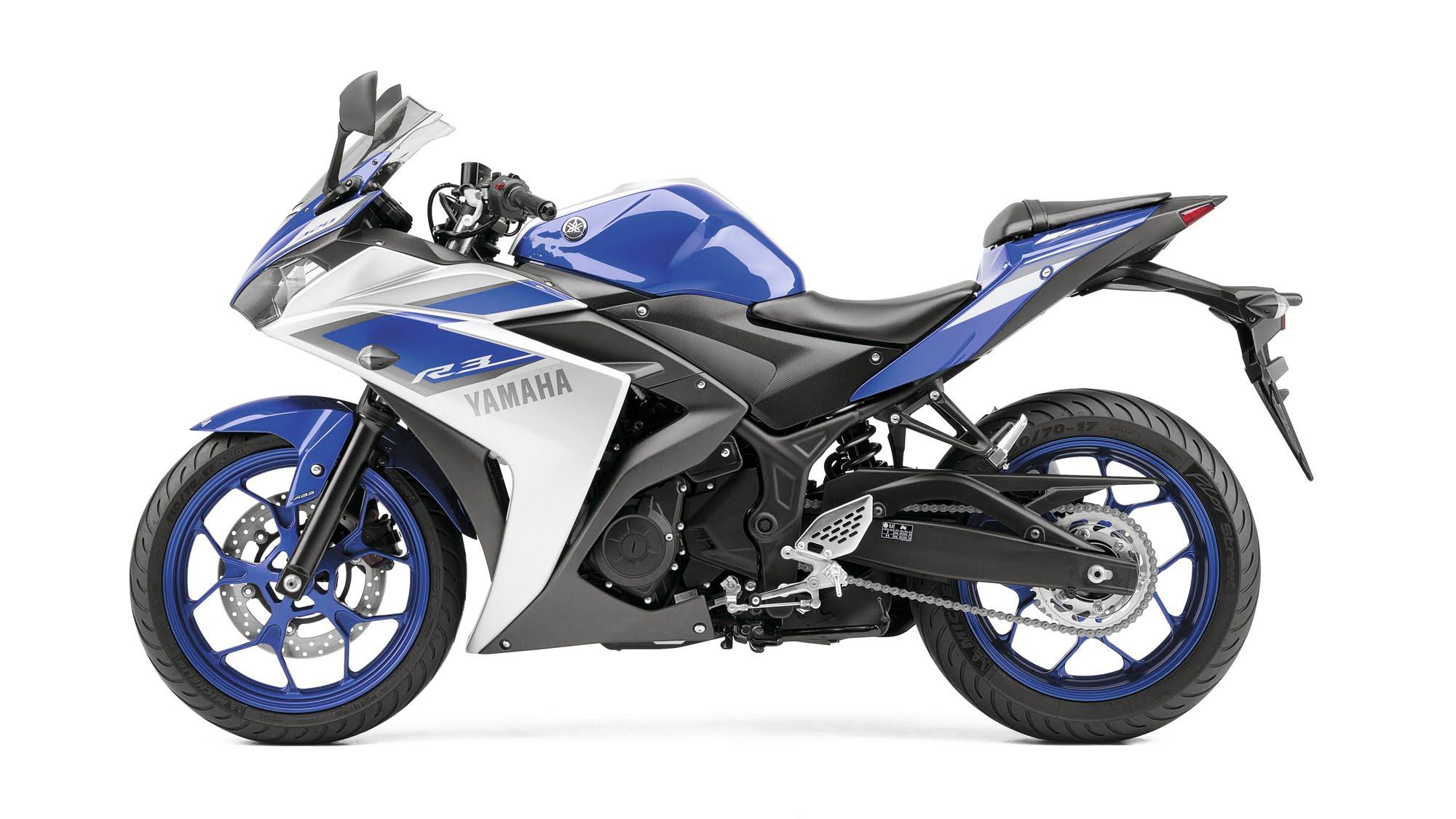 Yamaha R Engine Specs