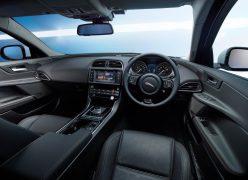2016 Jaguar XE Inetrior Front Cabin Driver View