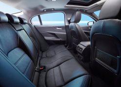 2016 Jaguar XE Interior Rear Cabin