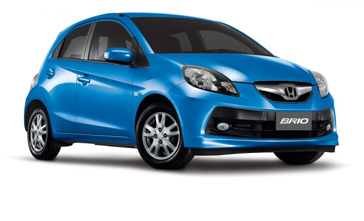 Best Used Cars in India - Honda Brio