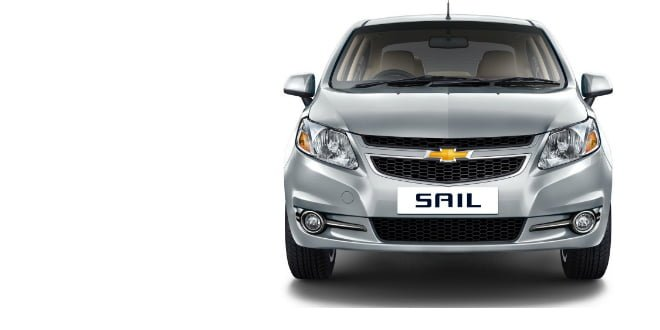 Chevrolet Sail Sedan and Hatchback Facelift Launched