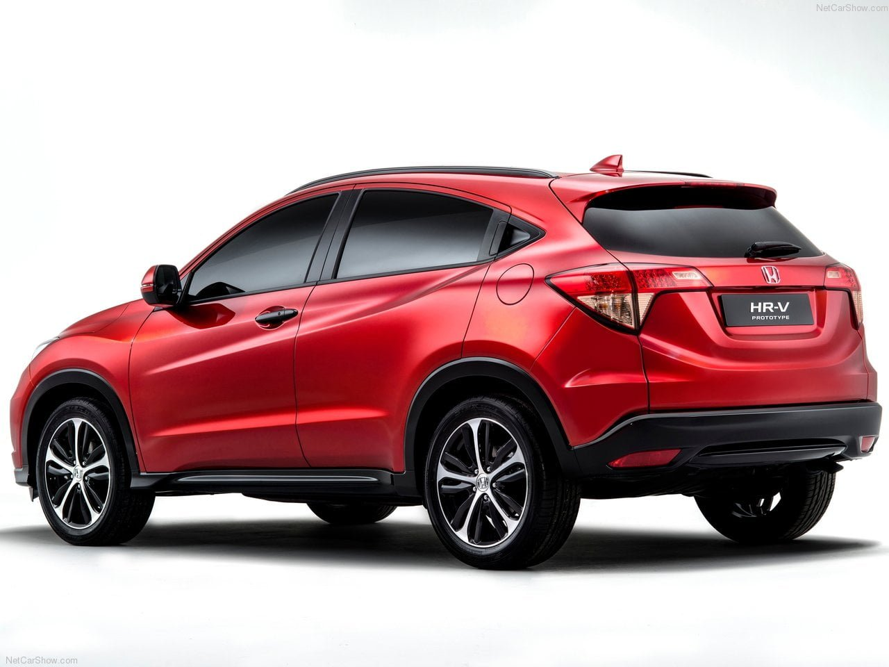 Honda HRV India Launch Date, Price, Specifications ...