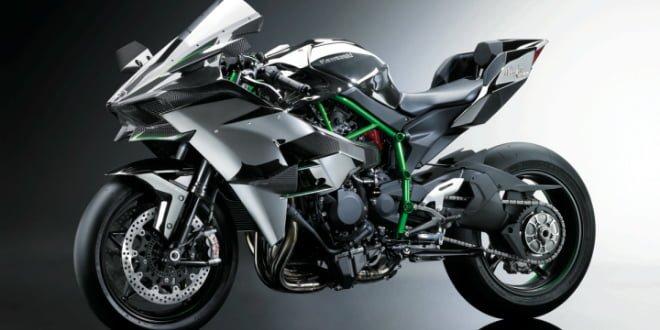 Kawasaki Ninja H2R Revealed