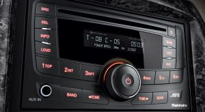 Mahindra Xylo Facelift 2 DIN Music System