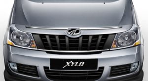 Mahindra Xylo Facelift Front In-Focus