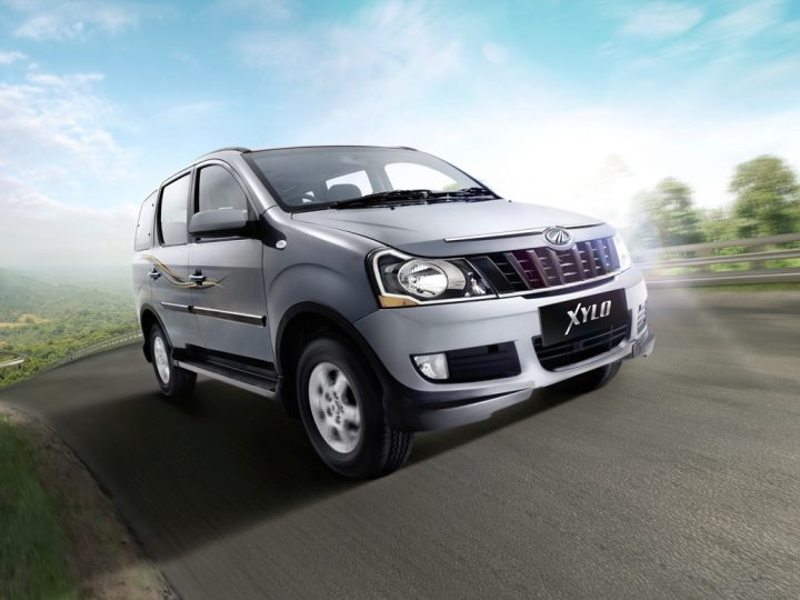Mahindra Xylo Facelift Front Right Quarter Dynamic