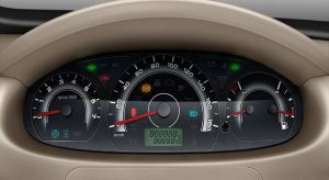 Mahindra Xylo Facelift Instrument Cluster