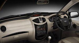 Mahindra Xylo Facelift Interior Dashboard