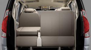 Mahindra Xylo Facelift Last Row 60-40 Split