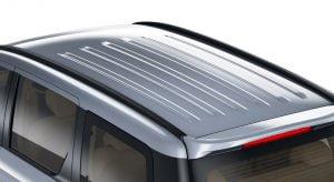 Mahindra Xylo Facelift Roof