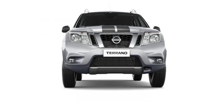 Nissan Terrano Anniversary Edition 1