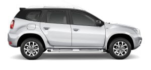 Nissan Terrano Anniversary Edition 4