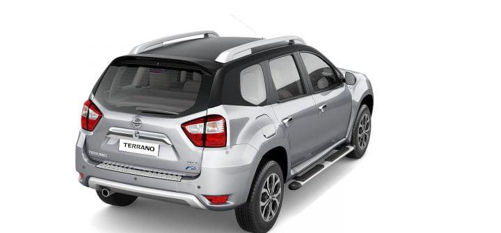 Nissan Terrano Anniversary Edition 6