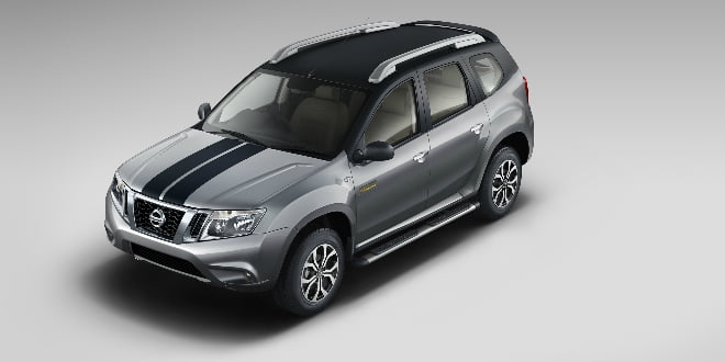 Nissan Terrano Anniversary Edition Launched