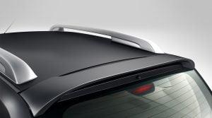 Nissan Terrano Anniversary Edition Rear-Spoiler