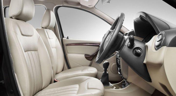 Nissan Terrano Interior Front Cabin